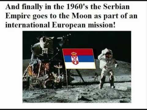 "Alternate History: ""Serbian Empire Survives"""