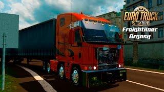 Freightliner Argosy l MHAPro l Euro Truck Simulator 2 l 1.19.x / 1.20.x / 1.21.x  / 1.22