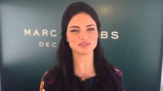 Adriana Lima at Paris Gallery, The Dubai Mall