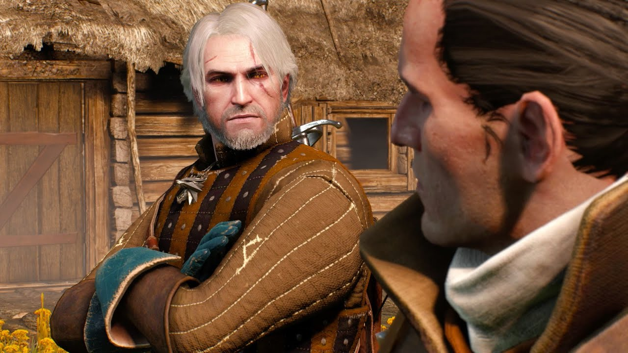 Witcher 3 Hair Styles: The Witcher 3: One Week Later!