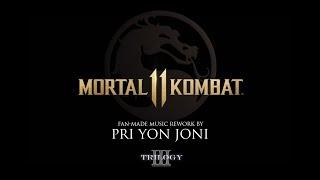 Mortal Kombat 11 Trailer - Music Rework by Pri yon Joni