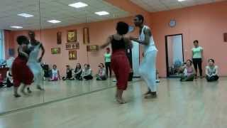 FV Dance Studio - Made in Cuba - Salsa Timba (demo)