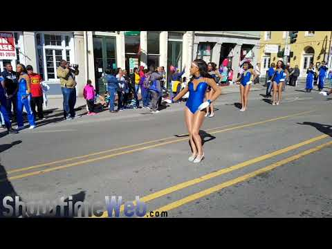 McKinley High Marching Band - 2017 Bayou Classic Parade