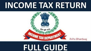 Income Tax Return New  Information