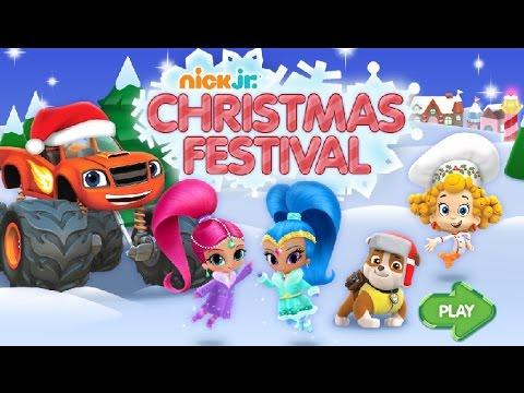 Shimmer and Shine - Nick Jr. Christmas Festival - Watch Shimmer ...