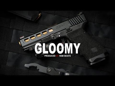 """GLOOMY"" Hard Trap Beat Instrumental   Dark Rap Hip Hop Freestyle Type Beat"