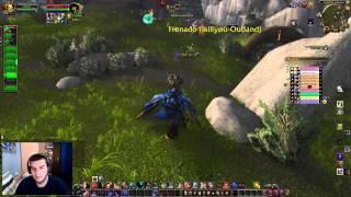 GUERRERO VS PALADIN DESTRUCTOR DE MUNDOS (World of Warcraft)