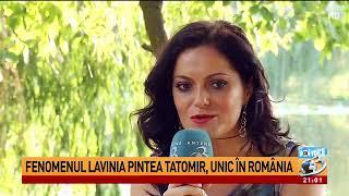 Lavinia Tatomir Pintea, interviu fabulos la Voi cu Voicu