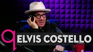 Elvis Costello draws back the curtain in new memoir