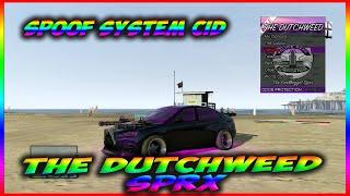 GTA 5 (*THE DUTCHWEED SPRX*) INSANE OPTIONS: SPOOF SYSTEM CID & DDOS PROTECTION: