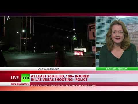 "Ex-MI5 officer on Las Vegas: ""ISIS attacks inspiring others"""