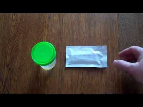 How to screen for Cannabis. Review & demonstration of Cannabis drug test kit cassettes