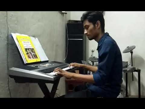 Donu Donu Donu song keyboard playing by AMS