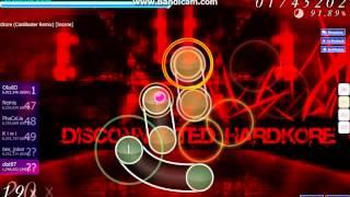 Osu Inspector K - Disconnected Hardkore (CanBlaster Remix) [Insane]