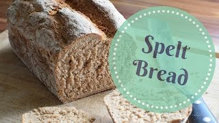 ♥♥♥ Delicious Homemade Spelt Whole Grain Bread - Fast And Easy!!! ♥♥♥