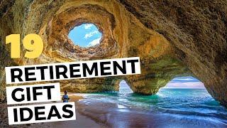 19 Terrific Retirement Gift Ideas
