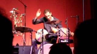 Itamar Doari - Amazing percussion solo pt.1 (Avishai Cohen)