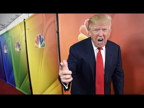 Trump Threatens NBC's Broadcasting License