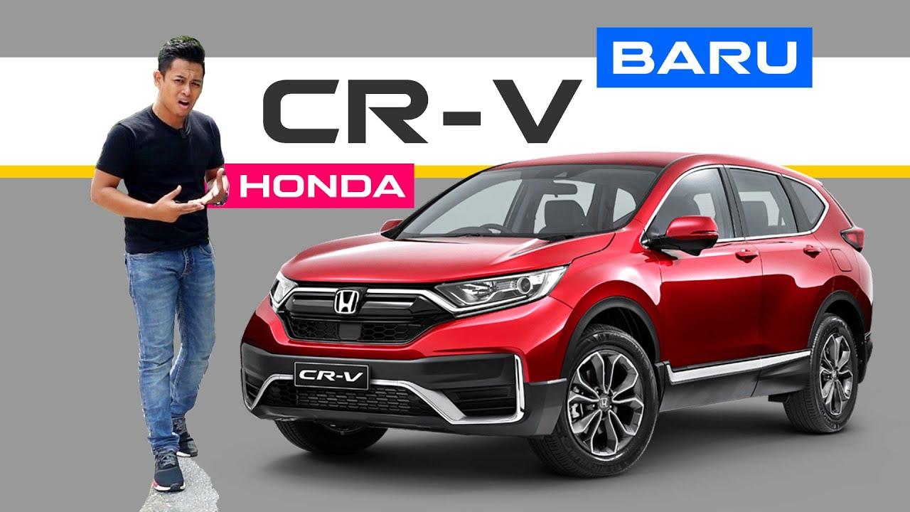 Download Honda CR-V Baru: SUV Paling Ideal & Luas (Part 01)