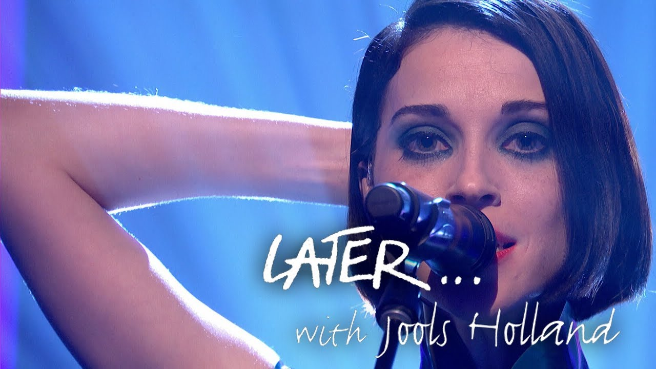Watch St. Vincent give live debuts to 'Daddy's Home' tracks on ...