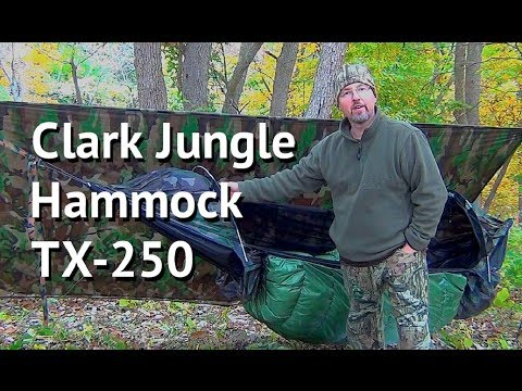 clark jungle hammock tx 250 clark jungle hammock tx 250   youtube  rh   youtube