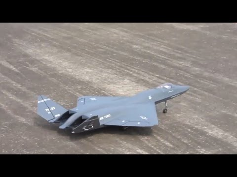 2014-07-24 LX YF-23 Maiden and Final flight