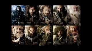 El Hobbit   Cancion de los Enanos Latino) (360p)