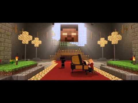 ▶  Cube Land    A Minecraft Music Video ...