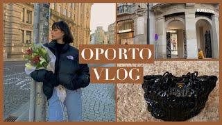 SHOPPING IN OPORTO vlog