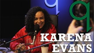 Meet Karena Evans, the first female recipient of The Lipsett Prize