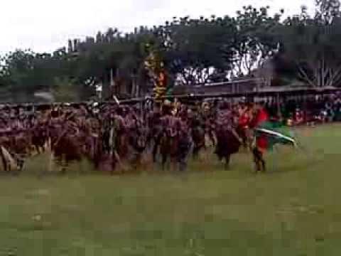 East Sepik Cultural Dance