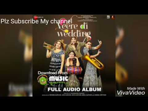 Aa jao na full song -veere di wedding movie song - with Arijit Singh and Shashwat sachdev
