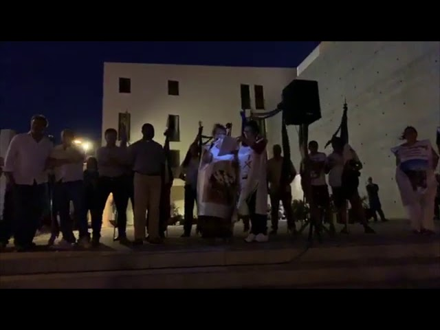 28-07-2019 Manifestazione a Pantelleria a tutela del Pantelleria Doc
