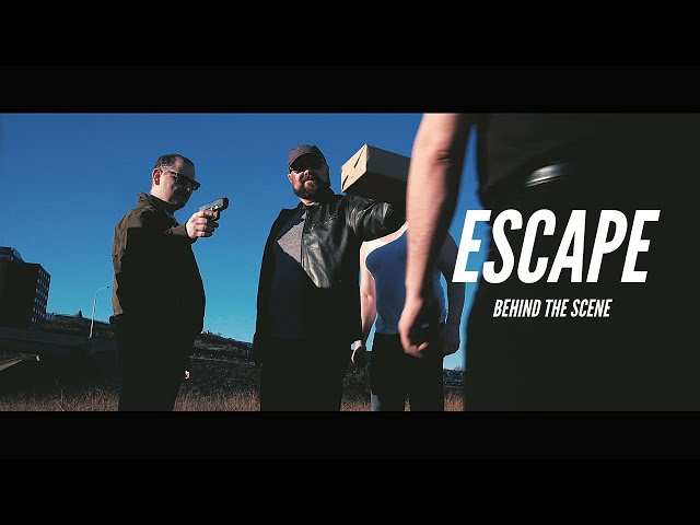 ESCAPE | Behind the Scenes | Zhiyun Crane 3 LAB