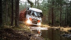 SISU Polar Timber 8x8 - Offroad