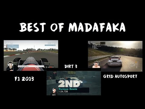 THE BEST OF... F1 2013, GRID AUTOSPORT, DIRT 3