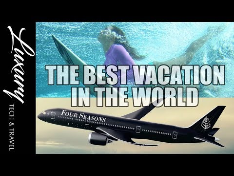 The Best Vacation in The World