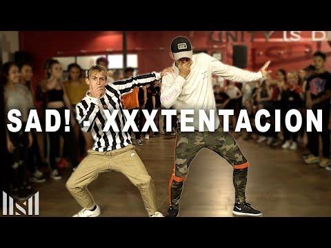 SAD! - XXXTENTACION Dance | Matt Steffanina & Josh Killacky