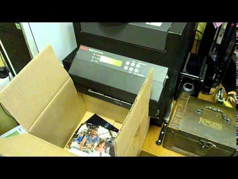 Kodak 7000 printer