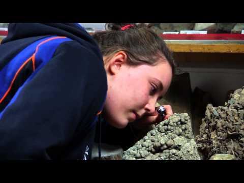 Loren Moody, BSc (Hons) Geology