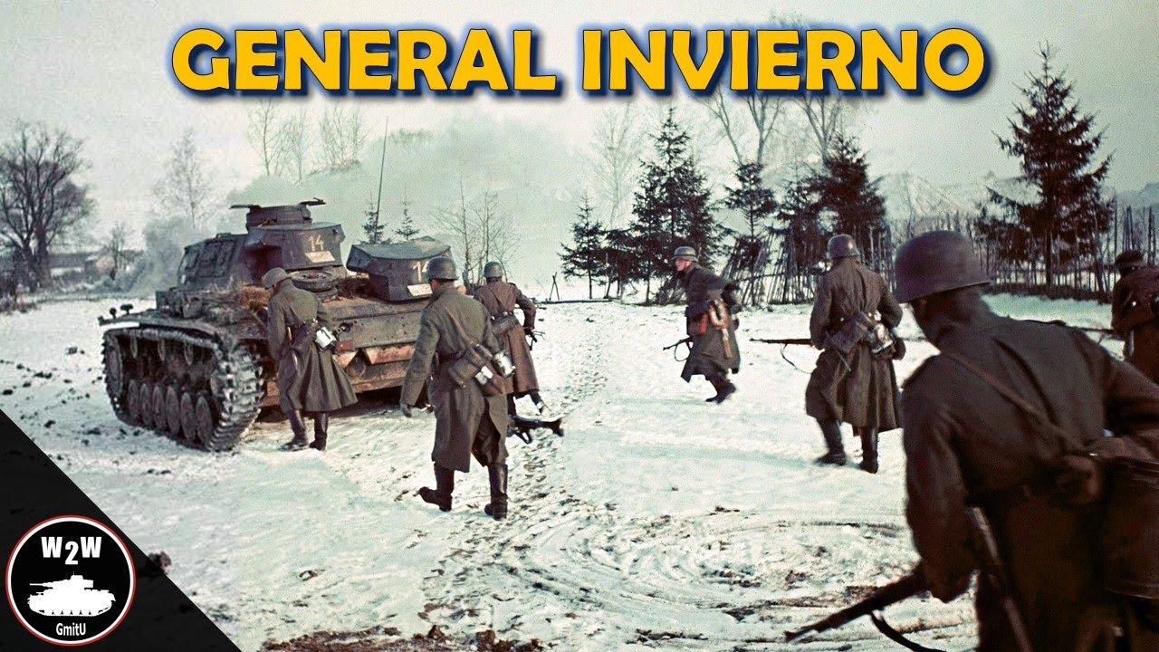 General Invierno ¿Una Buena Excusa? - Segunda Guerra Mundial