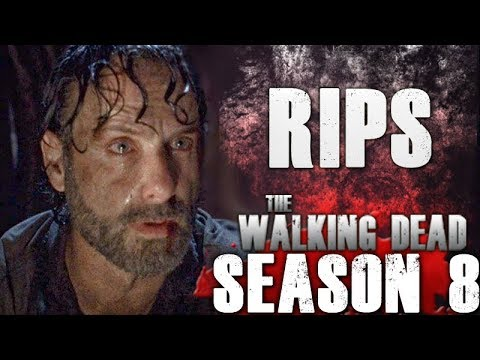 the walking dead season 8 actor s father rips series after mid