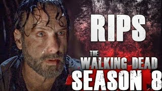 The Walking Dead Season 8 - Actor's Father Rips Series after Mid-Season Finale!
