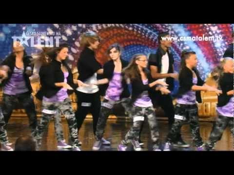 Magic Free Group | Česko Slovensko má talent 2010