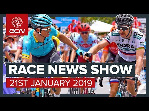 The Santos Tour Down Under, CX World Cup + The Gravel & Tar Race | The Cycling Race News Show