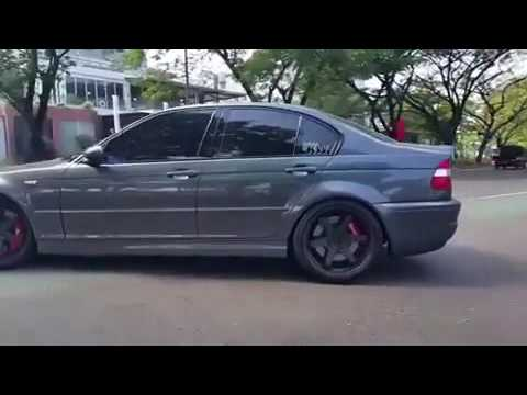 BMW e46 S54 Indonesia - YouTube