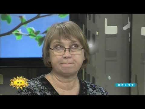 Ранок на Скіфії Херсон: Ольга Кіптик – організаротка виставки.