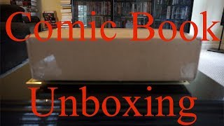 Comic Book Unboxing DCBS January 2018