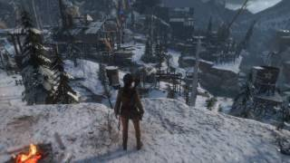 Rise of the Tomb Raider game with full movie (episode 7)