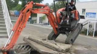 AMERICAN HARD HAT Cody Johnson INSANE Stunts on Heavy Equipment!